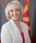 AZ Gov. Jan Brewer