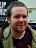 Austin Richey at the Northwest Filmmaker's Festival in Portland, Oregon