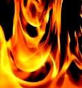 Fire at transgender gathering kills 13 in India.