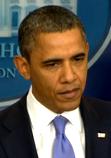 President Obama: Ask Osama bin Laden if I'm an appeasor. (CBS News photo)