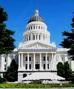 The state capitol of California (Sacramento City photo)