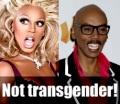 rupaulnottransgender