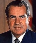 Richard M. Nixon was pro-choice. GOP presidential candidates make Nixon look good by comparsion.y comparsion.