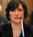 "Rush Limbaugh calls college student Sandra Fluke a ""slut"" for supporting birth control."