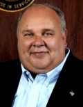 Larry Dominick is the Town President of Cicero, Il. He is retired Cicero police officer.