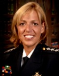 DC Metro Police Chief Cathy Lanier