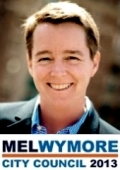 Trans man Mel Wymore is running for NYC city council