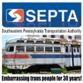 SEPTA - Embarrassing transgender people for 30 years!