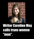 Caroline May (photo - strategypage.com)