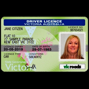 Drivers License301