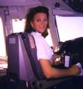 American Airlines Capt. Sarah Weston -- pioneer transgender pilot