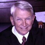 Judge Bill Graves says to trans people: DNA doesn't change so neither can you!