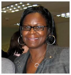 Gallaudet University's Chief Diversity Officer Dr. Angela McCaskill (Photo: salus.edu)