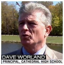 "Principal Dave Worland says male trans student to be referred to as ""she"" (Photo: WISH-TV)"