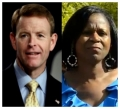 Tony Perkins and Angela McCaskill, strange bedfellows