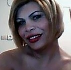 Turkish trans woman Serap