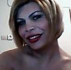 Turkish trans woman Serap