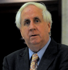 Rep. Jim Lyons is toying with trans people (Photo: Boston Herald)