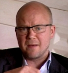 Toby Young of the UK's Telegraph (Photo: socialregister.co.uk)