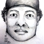"""Western Bandit"" (Photo: LAPD)"