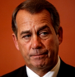 John Boehner, Speaker of the U.S. House of Representatives