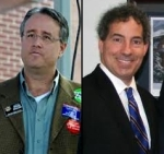 Maryland state Senators Madaleno and Raskin are pushing for a trans rights bill (Photos: wiki)