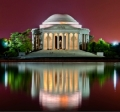 The Jefferson Memorial in Washington DC (Photo: justwalkedby.com)