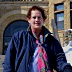 Jodie Jones (Photo: Josh O'Leary, Iowa P-C)