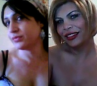 Secil Anne and Serap, two of four Turkish trans women killed in the past 9 months