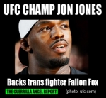 While Jon Jones may not have