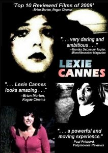 Cover of the Lexie Cannes DVD