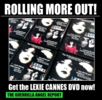 "Brand new ""Lexie Cannes"" DVDs looking for a home!"