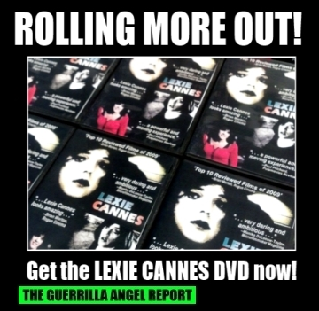 Get your copy of Lexie Cannes right now!