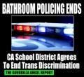 bathroom cop