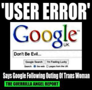 don't be evil google trans