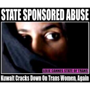 kuwait transgender