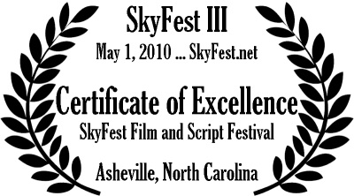 Picked up a number of awards at the SkyFest III 2010 competition.