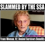 trans woman social security