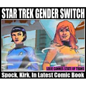 star trek gender switch