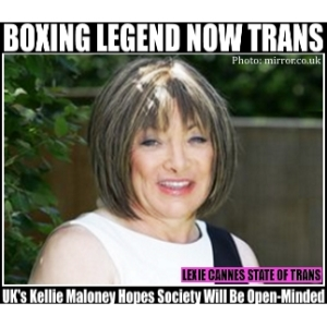 Frank Maloney kellie maloney