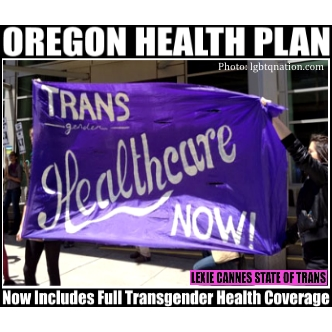 Full transgender health care to be provided by Oregon Health Plan