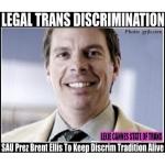 SAU President Brent Ellis