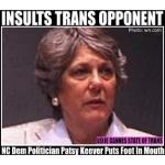 patsy keever NC democrat