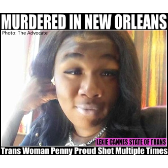 Penny Proud new orleans