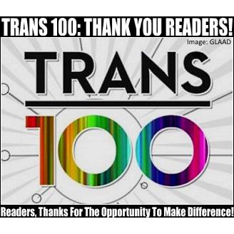glaad trans 100