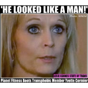 Yvette Cormier planet fitness