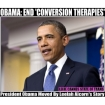 obama conversion therapy
