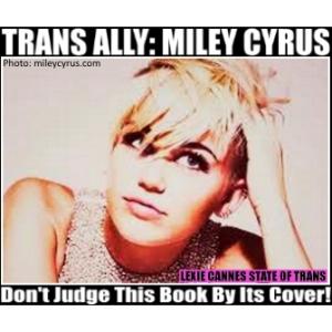 miley cyrus transgender trans