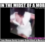 morocco mob trans violence