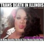 Keyshia Blige illinois trans tdor